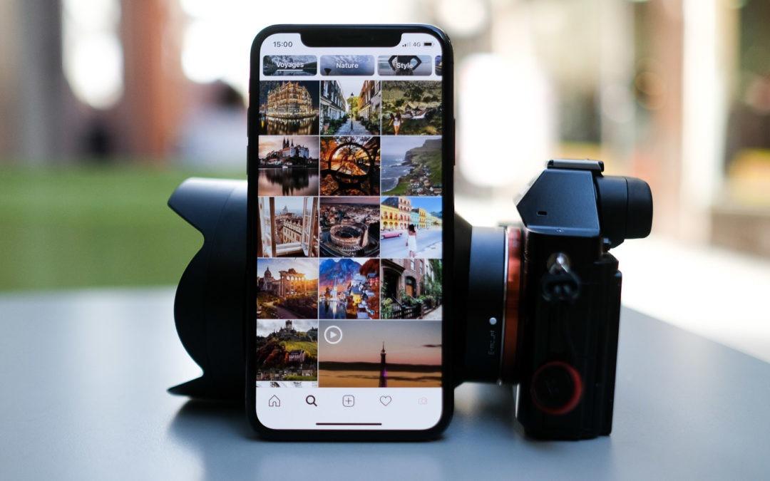 3 applis pour créer un feed Instagram digne des meilleurs influenceurs