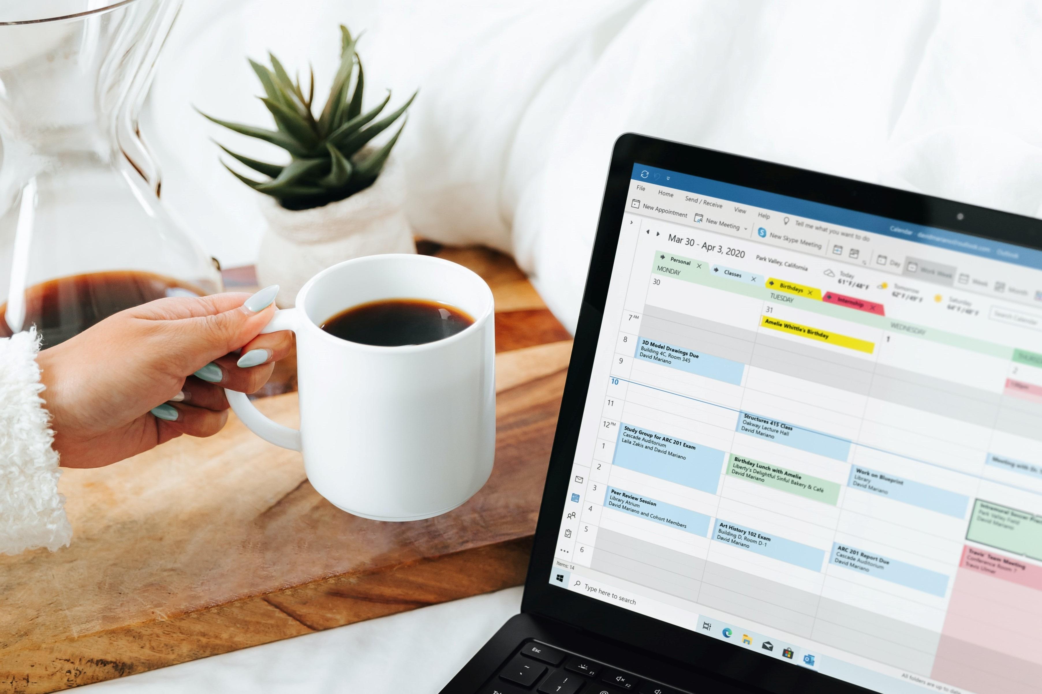 calendrier éditorial pour votre page facebook