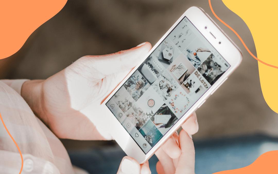 La fonctionnalité sauvegarde d'Instagram, la vie !